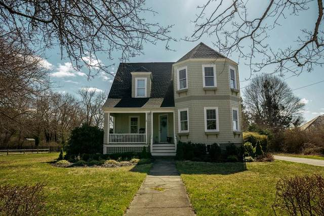 25 Prospect St, Dartmouth, MA 02748 (MLS #72638618) :: The Gillach Group