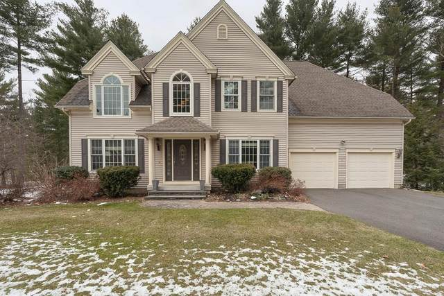 1 Bayberry Lane, Hadley, MA 01035 (MLS #72638629) :: Team Tringali