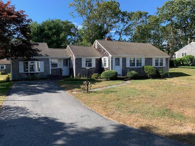 41 Craig Road, Dennis, MA 02670 (MLS #72638658) :: The Gillach Group