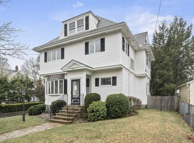 13 Endicott St, Quincy, MA 02169 (MLS #72638663) :: The Duffy Home Selling Team