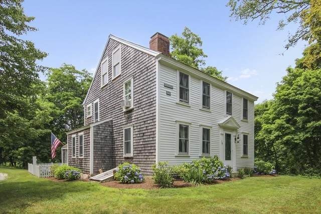 78 & 76 Benjamin Nyes Lane, Falmouth, MA 02556 (MLS #72638674) :: Spectrum Real Estate Consultants