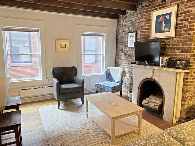1 Goodwin Pl #3, Boston, MA 02114 (MLS #72638676) :: The Gillach Group