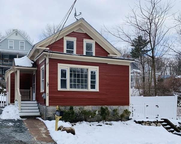 5 Oxford St, Fitchburg, MA 01420 (MLS #72638689) :: The Gillach Group