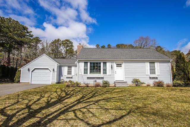 21 Huckleberry Path, Harwich, MA 02645 (MLS #72638691) :: Spectrum Real Estate Consultants