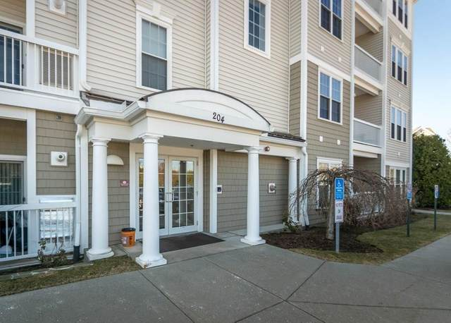 204 Clocktower Drive #408, Waltham, MA 02452 (MLS #72638715) :: Trust Realty One