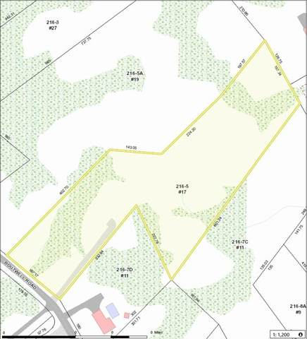 17 Boutwell Rd, Lot 2, Andover, MA 01810 (MLS #72638746) :: Team Tringali