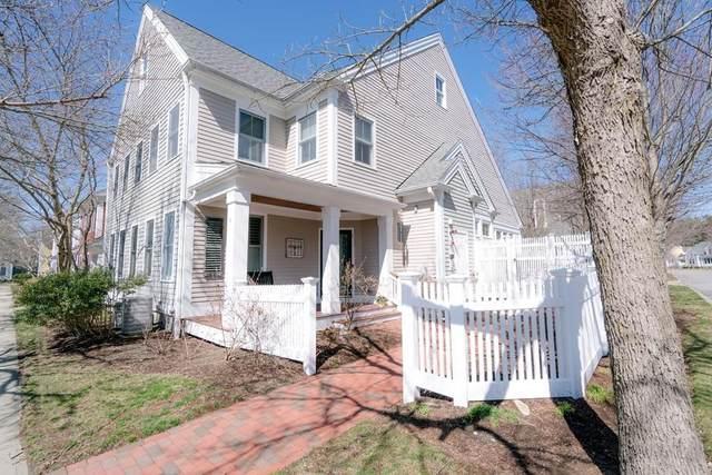 1 Barker Ln #1, Norton, MA 02766 (MLS #72638830) :: Westcott Properties