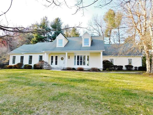 17 Harness Drive, Wilbraham, MA 01095 (MLS #72638851) :: Parrott Realty Group