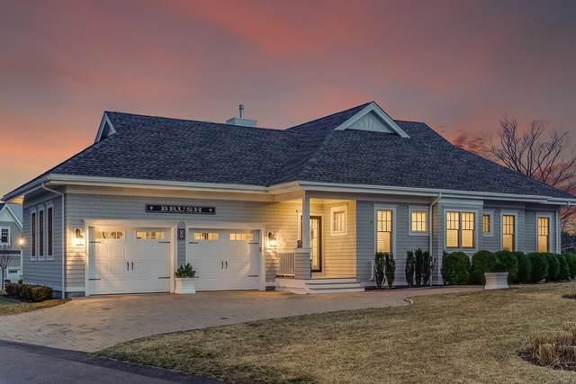 22 Eldredge Ln #22, Cohasset, MA 02025 (MLS #72638914) :: Spectrum Real Estate Consultants