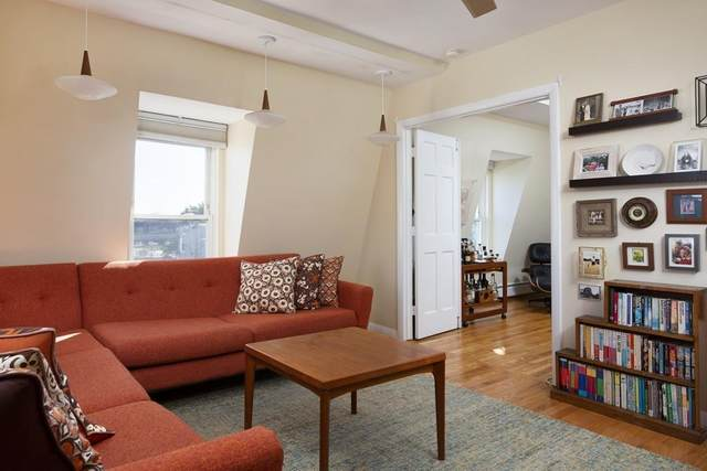 19 Parker St #3, Boston, MA 02129 (MLS #72638918) :: Boylston Realty Group