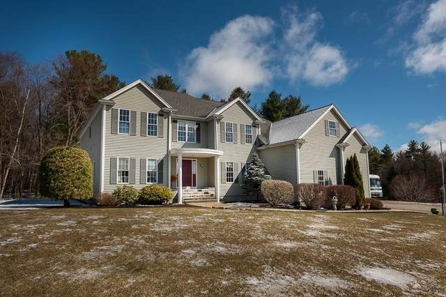 19 Deer Run, Charlton, MA 01507 (MLS #72638942) :: Spectrum Real Estate Consultants