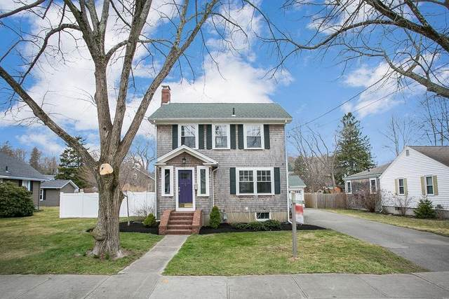 9 Alvin Rd, Plymouth, MA 02360 (MLS #72638962) :: The Seyboth Team