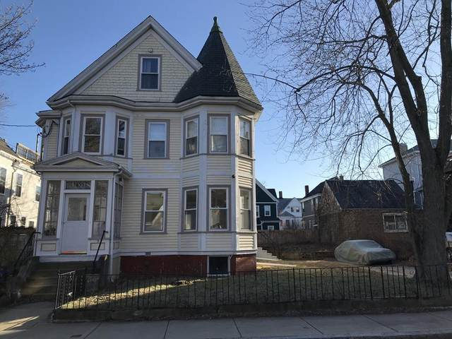 9 Kidder Ave #2, Somerville, MA 02144 (MLS #72639004) :: Taylor & Lior Team