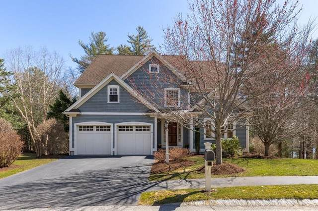 30 Partridgeberry Pl, Ipswich, MA 01938 (MLS #72639011) :: The Duffy Home Selling Team