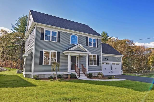 Lot 16 Cooper Farm, Attleboro, MA 02703 (MLS #72639016) :: The Duffy Home Selling Team
