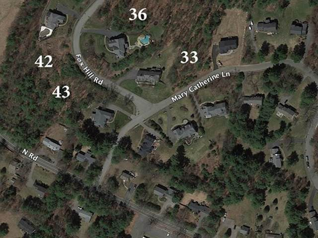 Lot 42 Fox Hill Drive, Sudbury, MA 01776 (MLS #72639029) :: The Seyboth Team