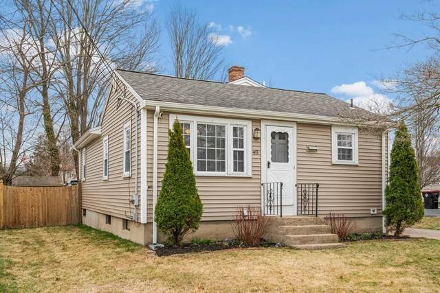 48 Martin St, Brockton, MA 02302 (MLS #72639030) :: The Duffy Home Selling Team