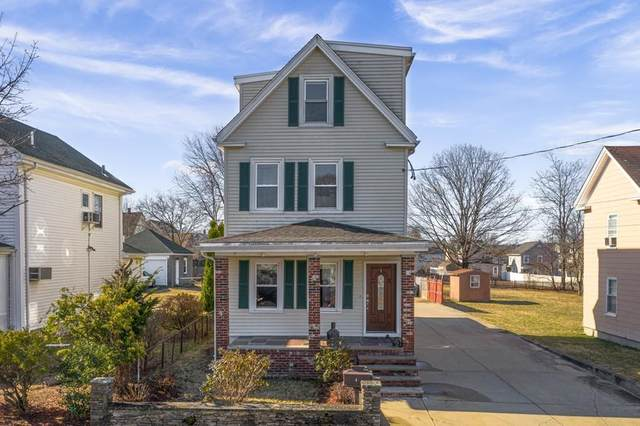 14 Olive St, Winchester, MA 01890 (MLS #72639065) :: Taylor & Lior Team
