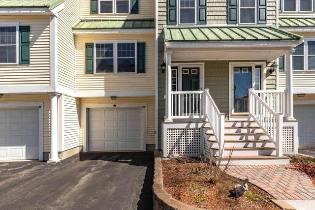 35 Collins St #32, Danvers, MA 01923 (MLS #72639066) :: Charlesgate Realty Group
