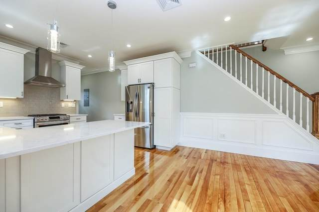 10 Fairview St #2, Boston, MA 02131 (MLS #72639074) :: The Gillach Group