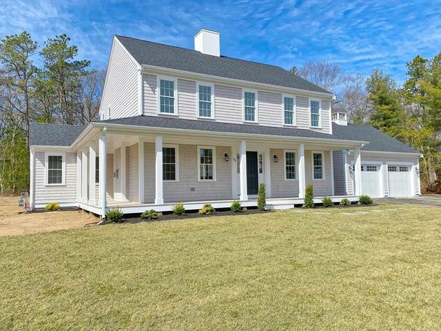 34 Stone Gate Drive, Plymouth, MA 02360 (MLS #72639097) :: Trust Realty One