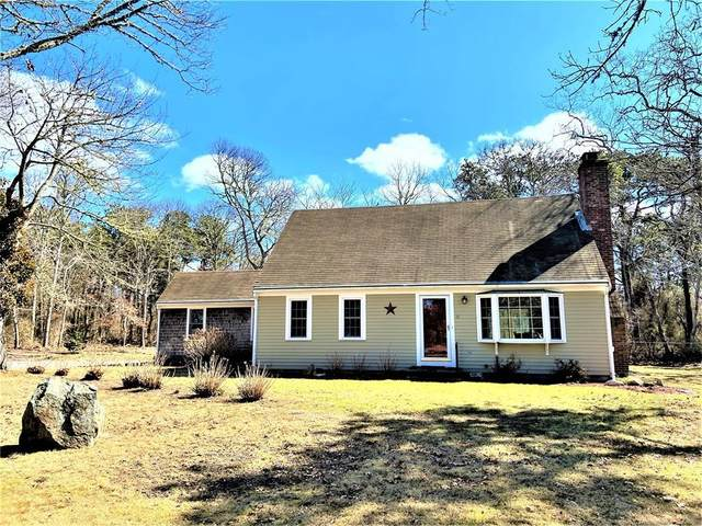 18 Captain Thatcher Rd, Brewster, MA 02631 (MLS #72639134) :: RE/MAX Vantage