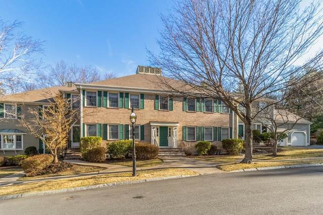 501 Lexington Street #30, Waltham, MA 02452 (MLS #72639141) :: Conway Cityside