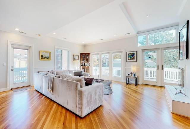 46 Trowbridge St C, Cambridge, MA 02138 (MLS #72639230) :: Charlesgate Realty Group