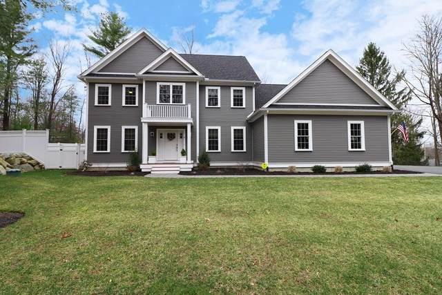 6 Hart Rd, Lynnfield, MA 01940 (MLS #72639275) :: Anytime Realty