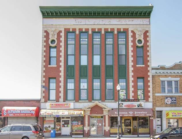 202 Broadway St. 3-2, Lawrence, MA 01840 (MLS #72639281) :: Anytime Realty