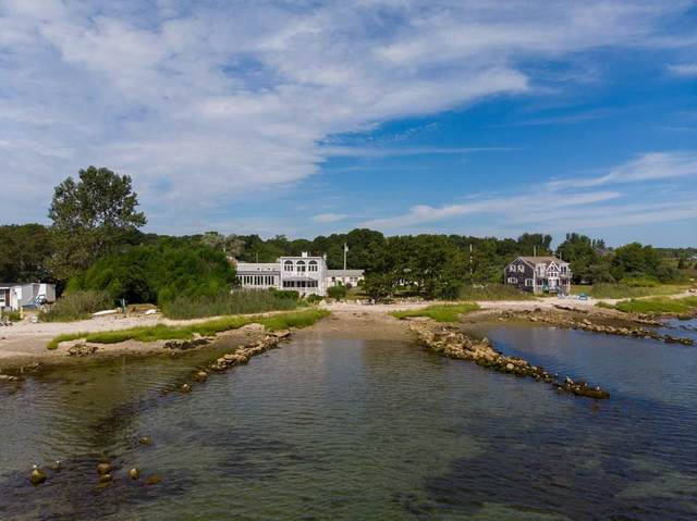 11 Turner Ave, Fairhaven, MA 02719 (MLS #72639325) :: Trust Realty One