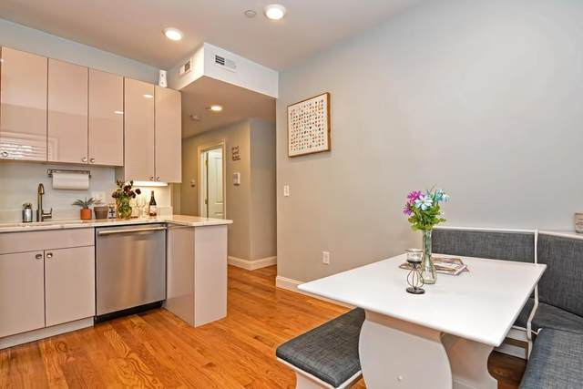 201 Marion St #1, Boston, MA 02128 (MLS #72639328) :: Anytime Realty