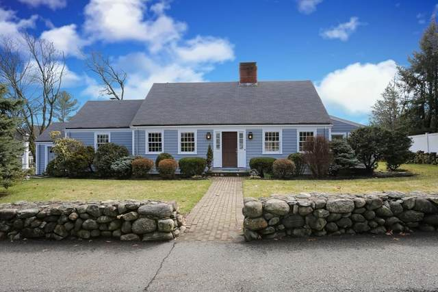 1136 Central Avenue, Needham, MA 02492 (MLS #72639348) :: The Gillach Group