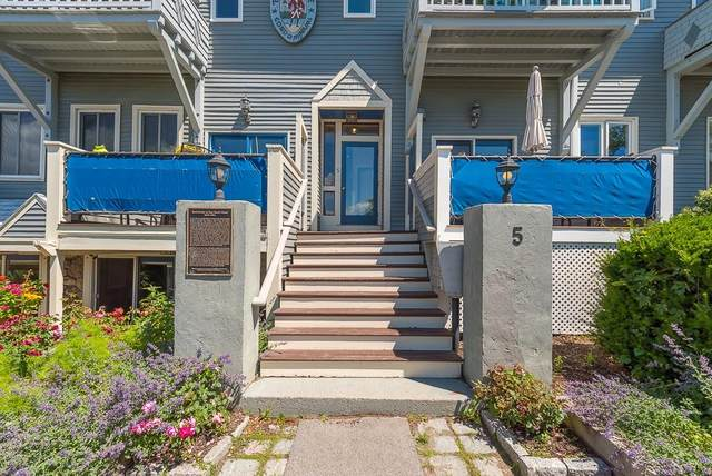 5 Pirates Lane #5, Gloucester, MA 01930 (MLS #72639365) :: The Gillach Group