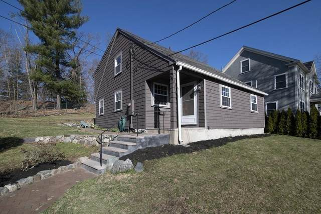 73 North St, Newton, MA 02459 (MLS #72639403) :: The Gillach Group