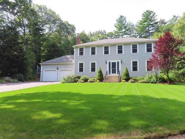 169 Mason Road, Holden, MA 01520 (MLS #72639456) :: The Duffy Home Selling Team