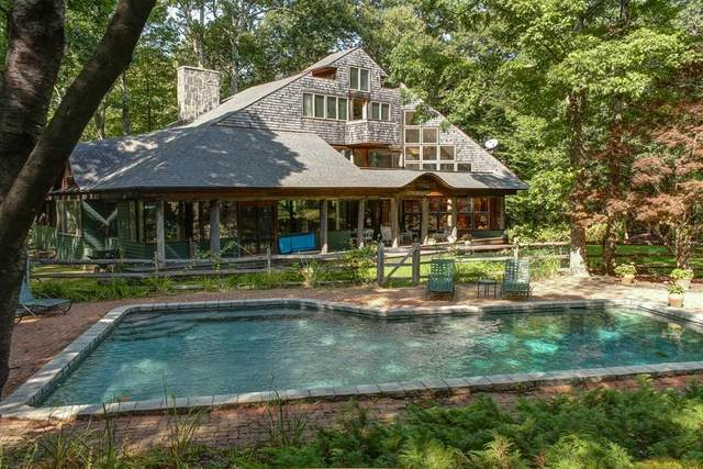 720 West Rd, Richmond, MA 01254 (MLS #72639476) :: Welchman Real Estate Group