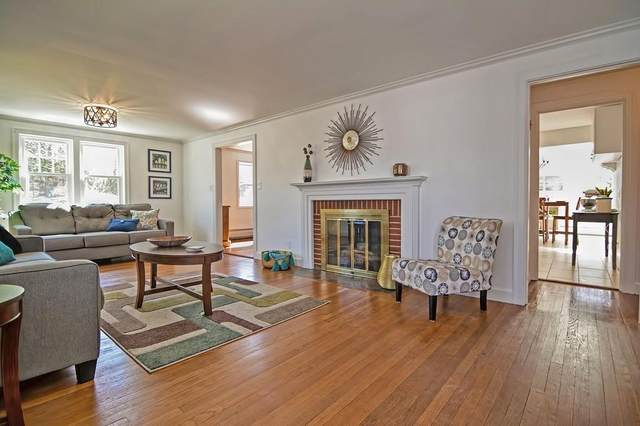 15 Ivy Road, Wellesley, MA 02482 (MLS #72639541) :: The Gillach Group