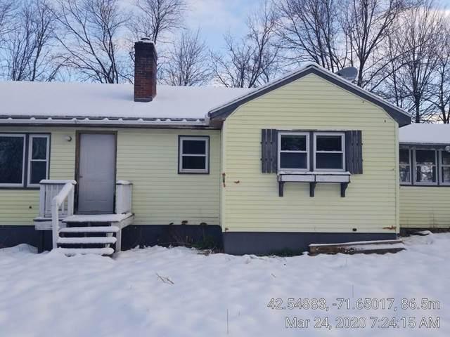 36 Benjamin Rd, Shirley, MA 01464 (MLS #72639573) :: Westcott Properties