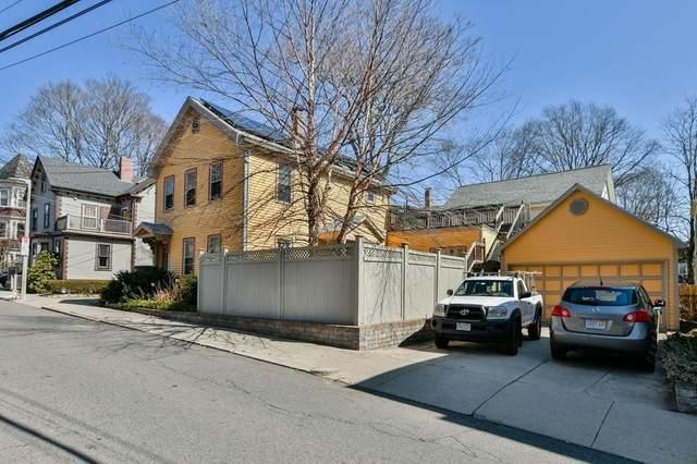 154 Chestnut Ave, Boston, MA 02130 (MLS #72639580) :: Charlesgate Realty Group