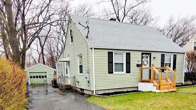 46 Midway Street, Springfield, MA 01151 (MLS #72639635) :: Charlesgate Realty Group