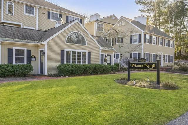 727 Main G2, Barnstable, MA 02655 (MLS #72639659) :: revolv