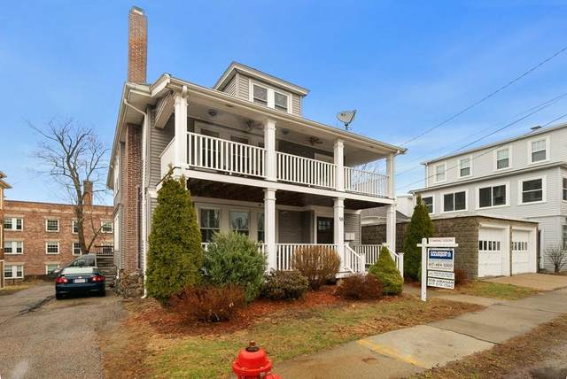 16 Sunset Road #2, Watertown, MA 02472 (MLS #72639682) :: Conway Cityside