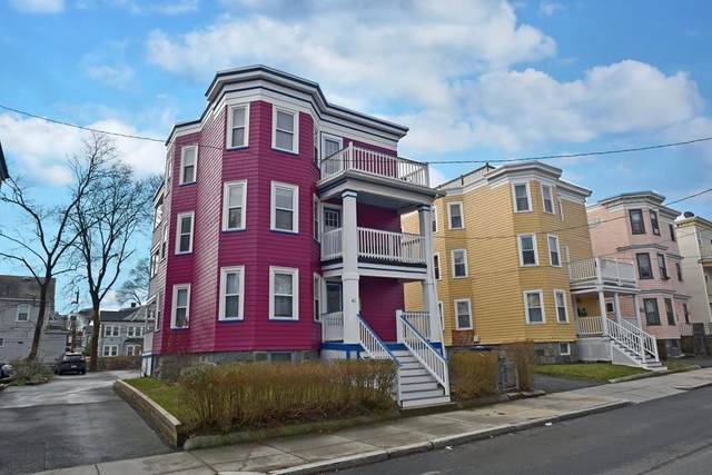 41 King St #2, Boston, MA 02122 (MLS #72639714) :: Charlesgate Realty Group