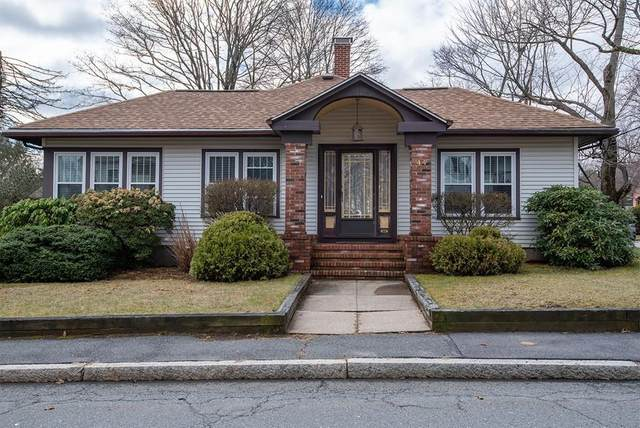 46 Eddy St, North Attleboro, MA 02760 (MLS #72639743) :: Westcott Properties