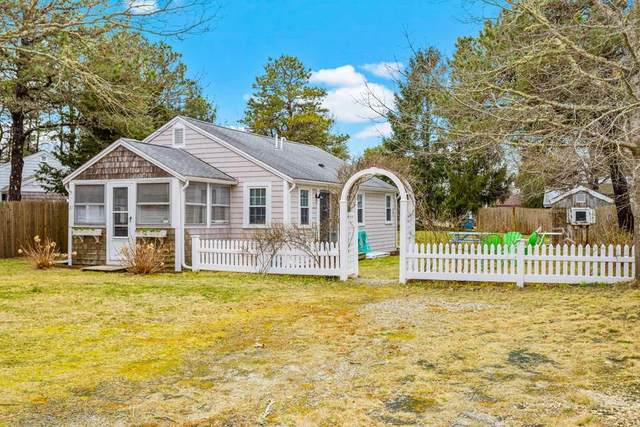27 Wilfin Rd, Yarmouth, MA 02664 (MLS #72639750) :: Charlesgate Realty Group