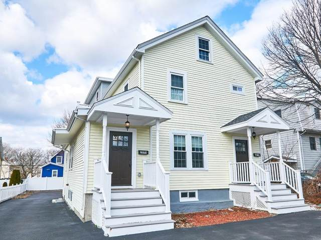 27 Cummings Street A, Medford, MA 02155 (MLS #72639758) :: Revolution Realty