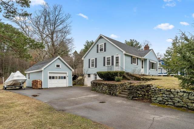 360 North Street, Georgetown, MA 01833 (MLS #72639768) :: DNA Realty Group
