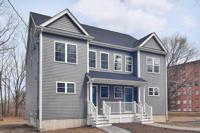 7 Morini Street A, Mansfield, MA 02048 (MLS #72639771) :: Westcott Properties
