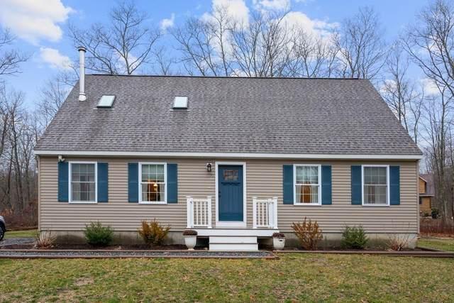 1170 Watkins St, Fall River, MA 02720 (MLS #72639782) :: Westcott Properties